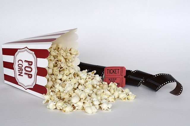 Kino-Popcorn